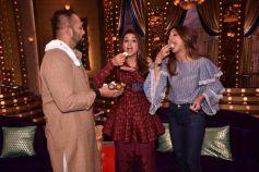 Golmaal Again Team Promotes Film On Aunty Boli Lagao Boli