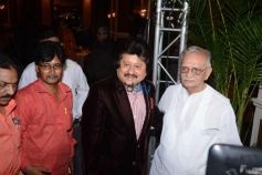 Gulzar,Bhupinder Singh, Mitali Singh,& Others At Bhumitaal Music's Dil Peer Hai Album Launch