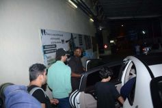 Hrithik Roshan With Family Spotted At PVR