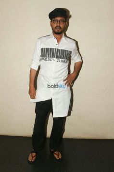 Irrfan Khan Promote His Movie Qarib Qarib Singlle