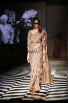 JJ Valaya At Amazon India Fashion Week, In New Delhi