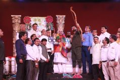 John Abraham With BJP President Amit Shah Of Ravan Dahan On Occasion Of Dussehra