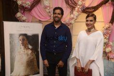 Karan Johar At Stylist Meet For Tyaani Jewellery