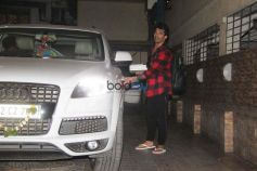 Karan Singh Grover Spotted At Bandra