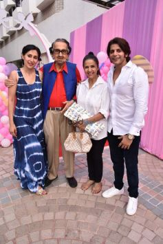 Karanvir And Teejay Sidhu's Two Angels Bella And Vienna Birthday Party