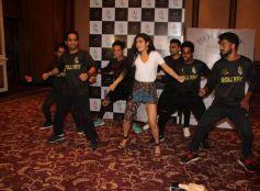 Launch Of Bollyfit With Shantanu Maheshwari And Desi Hoppers