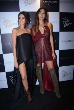 Launch Of Manish Malhotra X Chandon Limited Edition With Celebs
