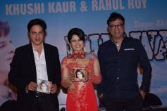 Music Video Album Khawab Launched By Rahul Roy And Khushi Kaur
