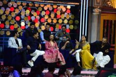 Promotion Of Film Golmaal Again On The Set Of The Great Indian Laughter Challenge