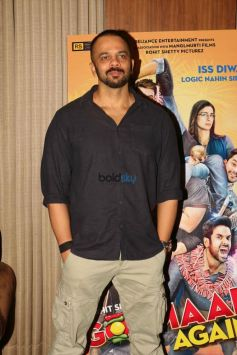 Promotion Of Golmaal Again At Sun N Sand Hotel