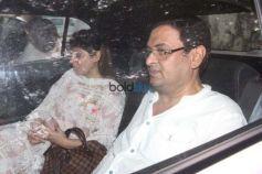 Ram Mukherjee Funeral At Pawan Hans
