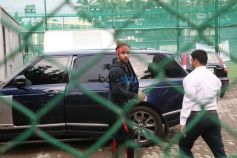Ranbir, Abhishek, Aditya, Arjun And Others Spotted At Football Ground