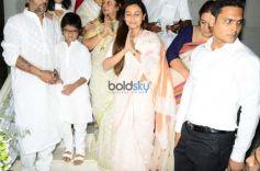 Rani Mukerji Pics Post The Prayer Meet