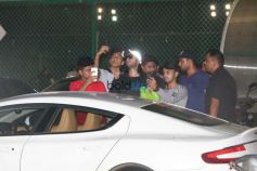 Ranveer Singh Spotted At Football Playground