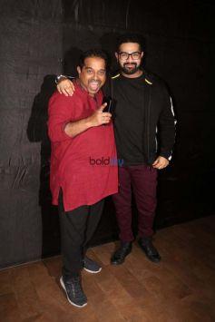 Rekha,Ranbir Kapoor And Others At Secret Superstar Screening