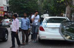 Ritesh Deshmukh Spotted At Bandra