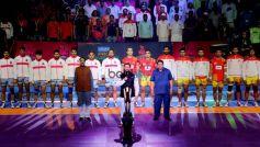Saif Ali Khan At Pro Kabaddi Match On Jaipur