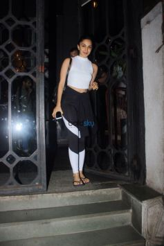Sooraj Pancholi And Kiara Advani Snapped At Korner House