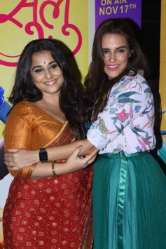 Trailer Launch Of Film Tumhari Sulu With Vidya Balan