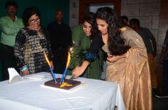 Vidya Balan & Gauhar Khan At RJ Malishka's Birthday Celebration