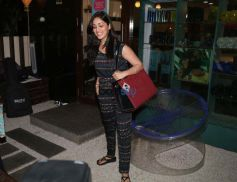 Yami Gautam Spotted At BBlunt