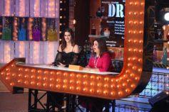 Kriti Sanon & Rajkumar Rao Along With Hrithik Roshanon On Sets Of Farah Khans Lip Sing Battle