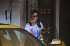 Ileana DCruz Snapped After Her Gym Session