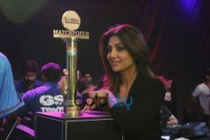 Shilpa Shetty, Shamita Shetty, Sonal Chauhan Attend Indian Poker League Tournament