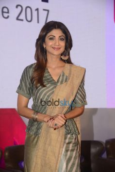 Shilpa Shetty At The Press Conference Of Manyata