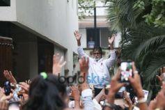 Amitabh Bachchan'S Bungalow Jalsa In Mumbai