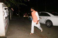 Abhishek Bachchan Spotted At Juhu
