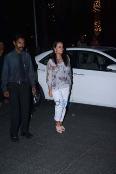 Alia Bhatt Mom Spotted At Yauatcha BKC Bandra