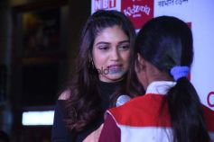 Bhumi Pednekar And Manish Paul At  The Occasion Of Children Day