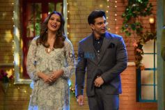 Bipasha Basu And Karan Singh Grover Shoot For The Drama Company