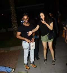 Celebs Spotted At Bandra