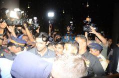 Ed Sheeran Reaches Mumbai Airport