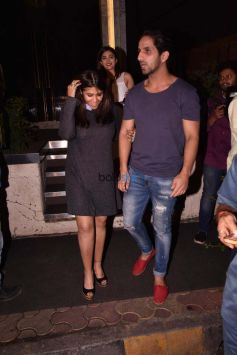 Ekta Kapoor Spotted At Bandra