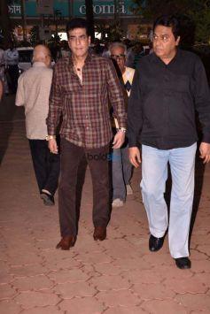 Filmmaker Mohan Kumar Prayer Meet