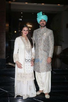 Gautam Gupta,Smriti Khanna Wedding Reception