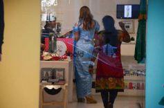 Iulia Vantur Spotted At Masaba Gupta Store Juhu