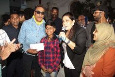 Jackie Shroff At IPhone X Launch Ceremony