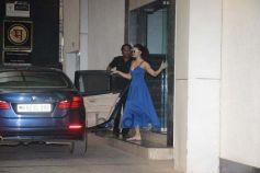 Jacqueline Fernandez Spotted At Bandra