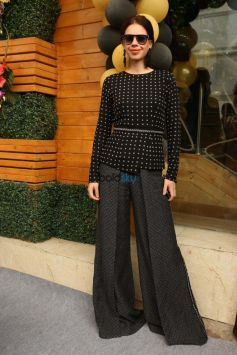 Kalki Koechlin At Press Meet Of Ribbon In New Delhi