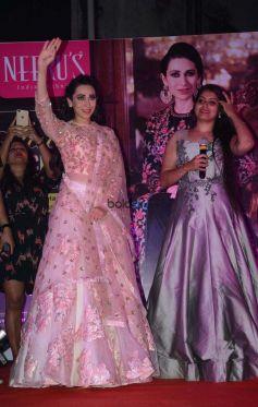 Karishma Kapoor At Neerus Event , In Lucknow