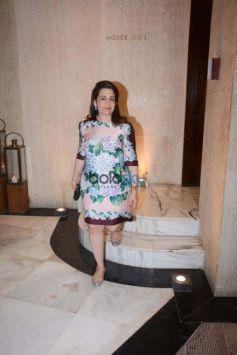 Kaykashen Patel Birthday Bash With Celebs
