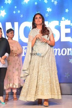 Lara Dutta And Mahesh Bhupati At Announcement Of Indian Celebrity Power Couple