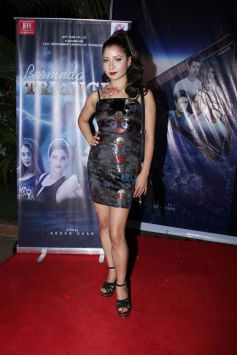 Launch Of The Film 'Bermuda Triangle' With Star Cast
