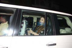 Lulia Vantur Spotted At Hakim's Aalim Salon Bandra