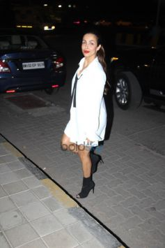 Malaika Arora Khan Spotted At BKC In Bandra
