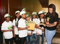 Parineeti Chopra Screening Of Golmaal Again For Smile Foundation At PVR Juhu